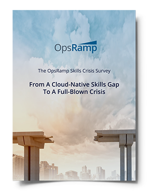 The OpsRamp Cloud Skills Survey