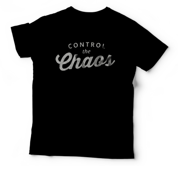 Control-the-chaos-t-shirt
