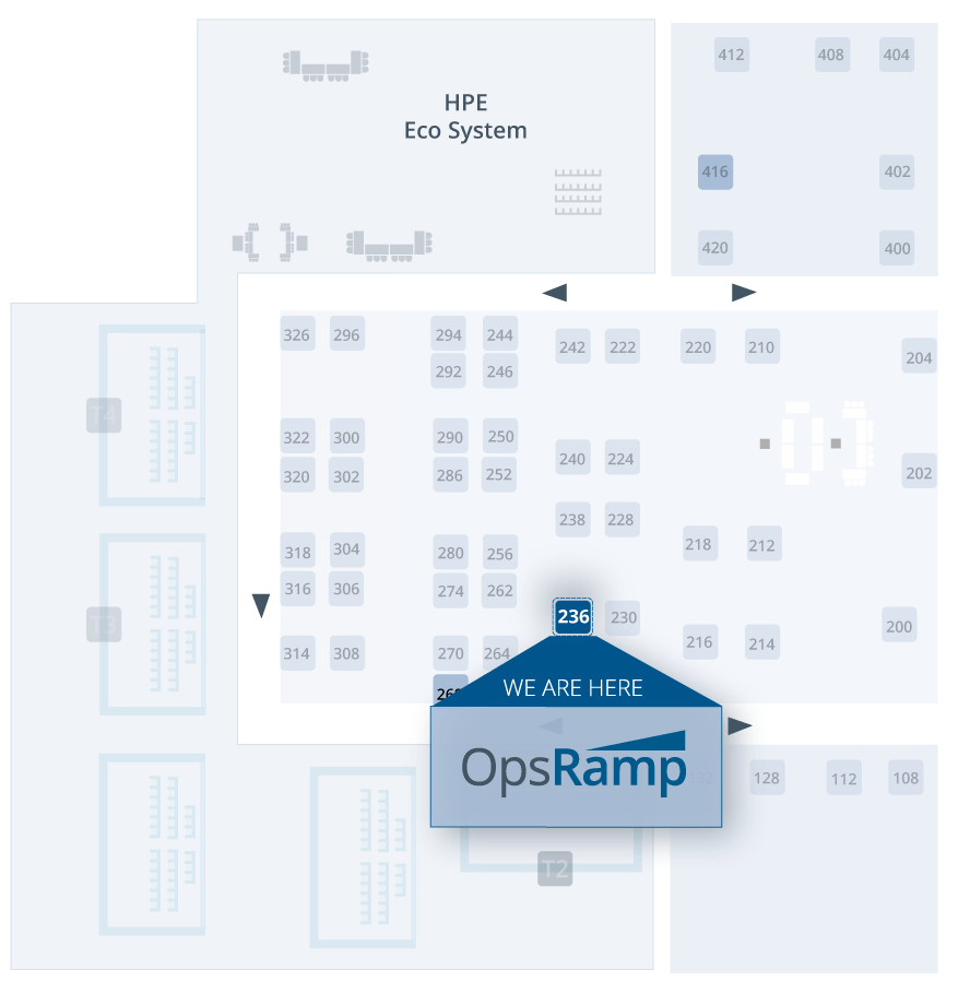 OpsRamp-236-Booth-map-HPE
