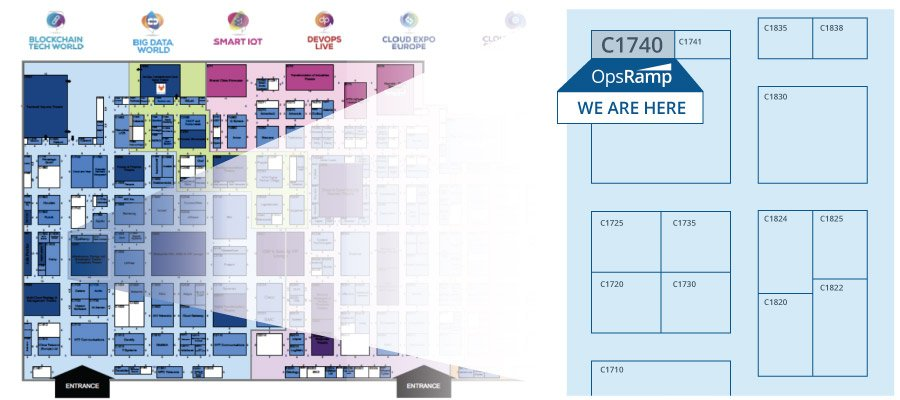 OpsRamp_Cloud_Expo_Booth_Map