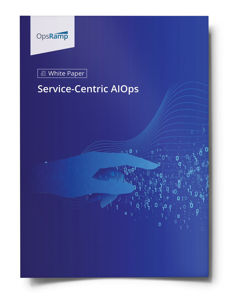 Service-Centric-AIOps-report-cover