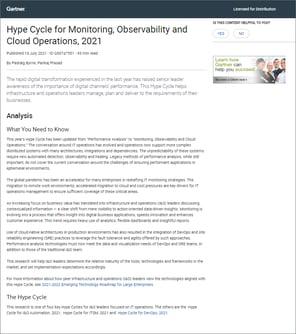 Gartner cloud ops hype cycle 2021